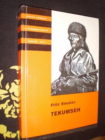 TEKUMSEH 4.díl - Fritz Steuben