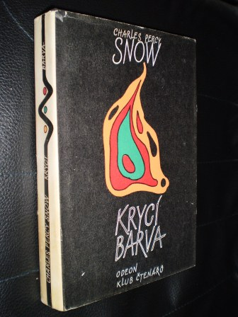 KRYCÍ BARVA - Charles Percy Snow
