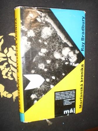 Marťanská kronika - Bradbury, Ray