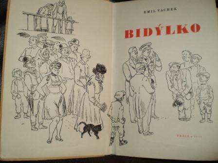 Bidýlko - Emil Vachek