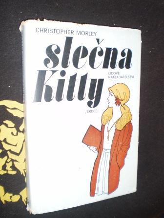 SLEČNA KITTY - Christopher Morley