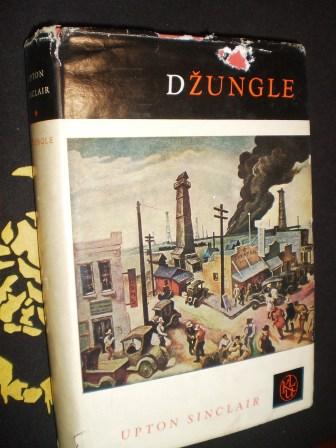 DŽUNGLE - Upton Sinclair