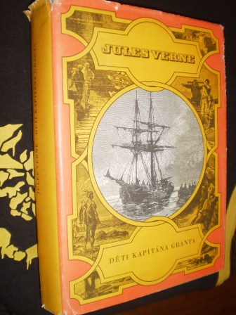 Děti kapitána Granta - Verne, Jules