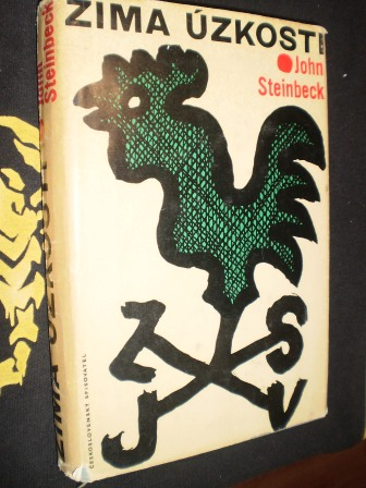 ZIMA ÚZKOSTI - Steinbeck, John