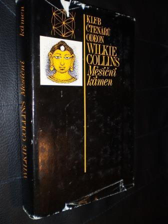 MĚSÍČNÍ KÁMEN - Wilkie Collins