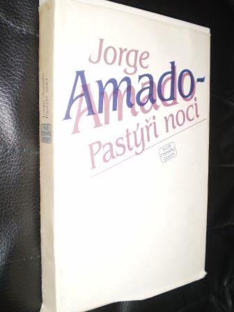 PASTÝŘI NOCI - Jorge Amado