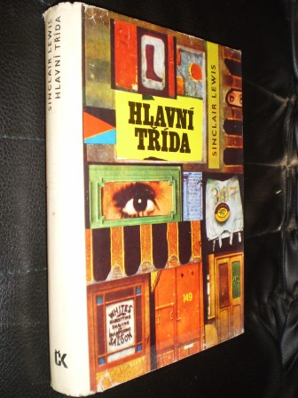 HLAVNÍ TŘÍDA - Sinclair Lewis
