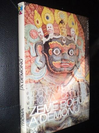 ZEMĚ BOHŮ A DÉMONŮ - Zdeněk Thoma