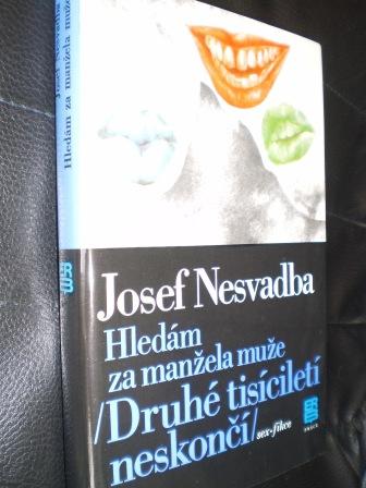 HLEDÁM ZA MANŽELA MUŽE - Josef Nesvadba