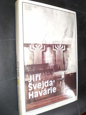 HAVÁRIE - Švejda, Jiří
