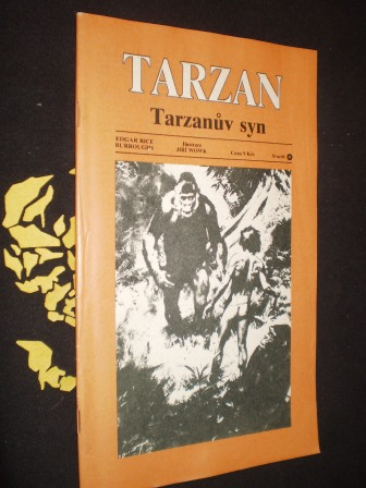 TARZAN - TARZANŮV SYN - E.R.Burroughs