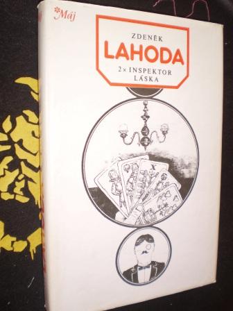 2X INSPEKTOR LÁSKA - Lahoda, Zdeněk