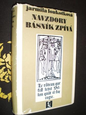 NAVZDORY BÁSNÍK ZPÍVÁ - J. Loukotková