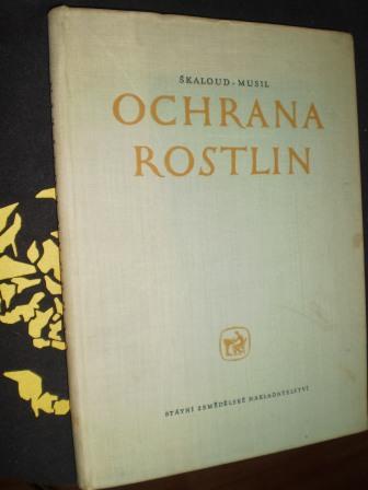 OCHRANA ROSTLIN - Smolák, Jaroslav