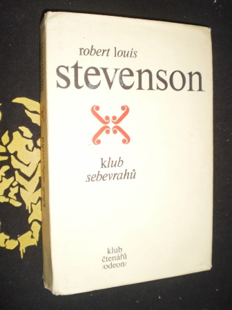 KLUB SEBEVRAHŮ - Robert Louis Stevenson