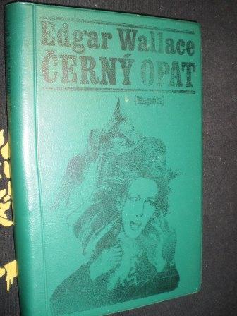 ČERNÝ OPAT - Wallace, Edgar