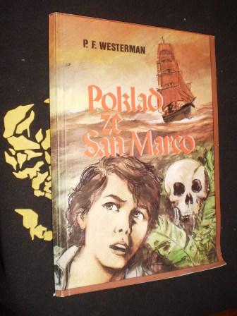 POKLAD ZE SAN MARCO - P.F.Westerman