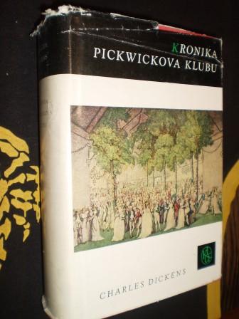 Charles Dickens - KRONIKA PICKWICKOVA KLUBU