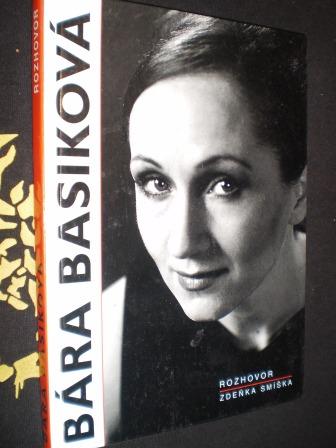 Rozhovor - Bára Basiková, Zdeněk Smíšek