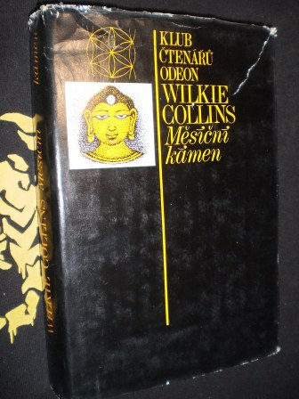 MĚSÍČNÍ KÁMEN - Collins, Wilkie