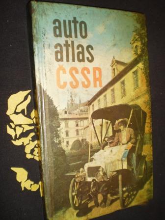 AUTOATLAS ČSSR