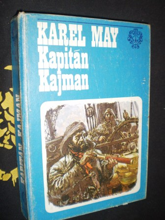 KAPITÁN KAJMAN - May, Karel
