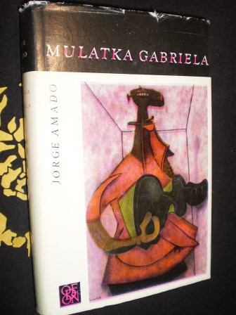 MULATKA GABRIELA - Jorge Amado