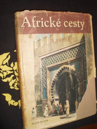 AFRICKÉ CESTY II. - Vávra, J.R.