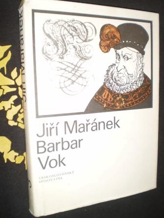 BARBAR VOK - Jiří Mařánek
