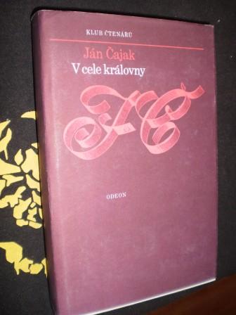V CELE KRÁLOVNY - Ján Čajak