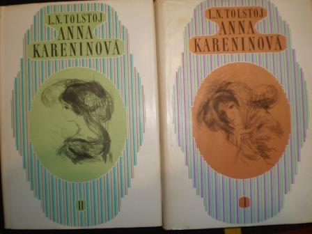 ANNA KARENINOVÁ I. III. - Tolstoj, Lev Nikolajevič