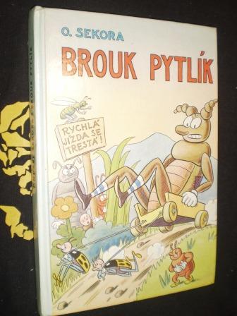 BROUK PYTLÍK - Ondřej Sekora