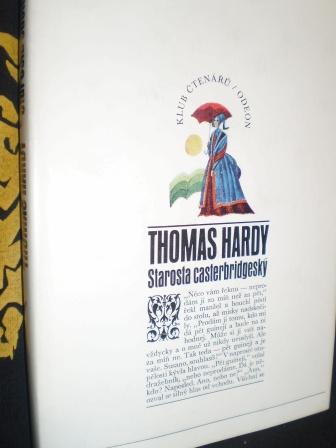 STAROSTA CASTERBRIDGESKÝ - Hardy, Thomas