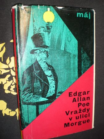 Edgar Allan Poe - VRAŽDY V ULICI MORGUE