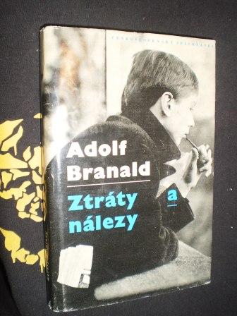 ZTRÁTY A NÁLEZY - Adolf Branald