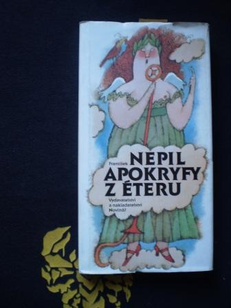 APOKRYFY Z ÉTERU - František Nepil