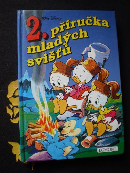 2. PŘÍRUČKA MLADÝCH SVIŠŤŮ - Walt Disney