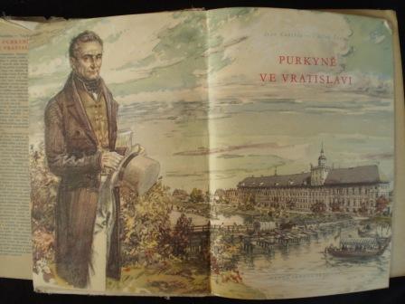 PURKYNĚ VE VRATISLAVI - Ivan Kubišta, Václav Švarc