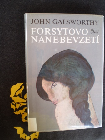 FORSYTOVO NANEBEVZETÍ - John Galsworthy
