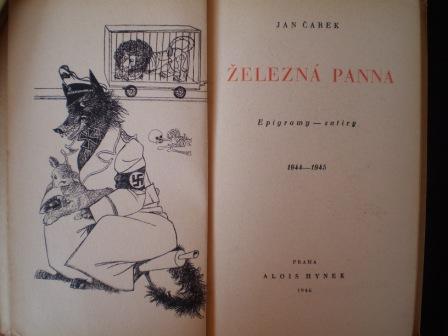 ŽELEZNÁ PANNA - Jan Čarek