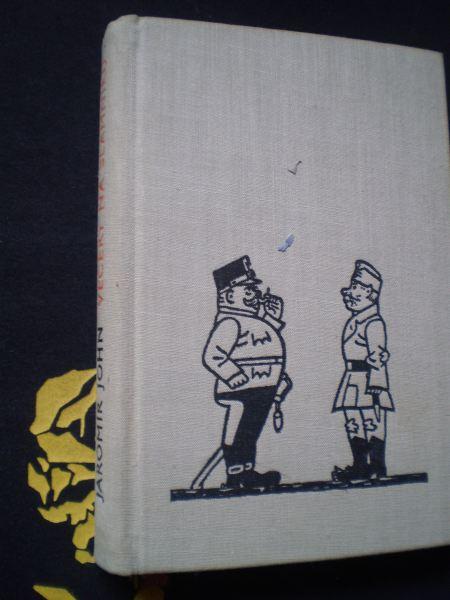 VEČERY NA SLAMNÍKU - John, Jaromír