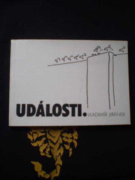 UDÁLOSTI - Jiránek, Vladimír
