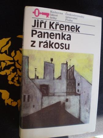PANENKA Z RÁKOSU - Jiří Křenek