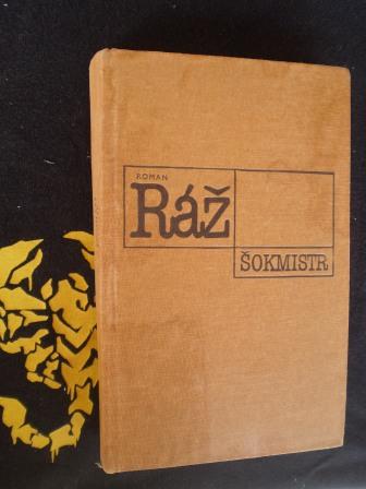 ŠOKMISTR - Roman Ráž