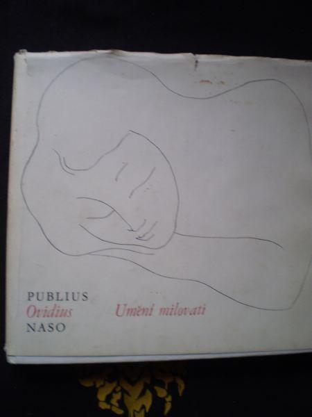UMĚNÍ MILOVATI - Publius Ovidius Naso