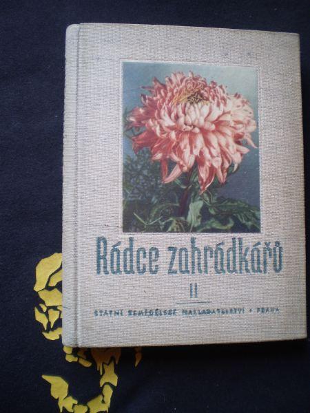 RÁDCE ZAHRÁDKÁŘŮ II. - kolektiv autorů