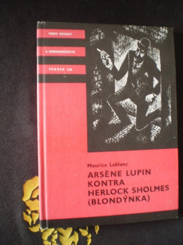 Arséne Lupin kontra Herlock Sholmes (Blondýnka)