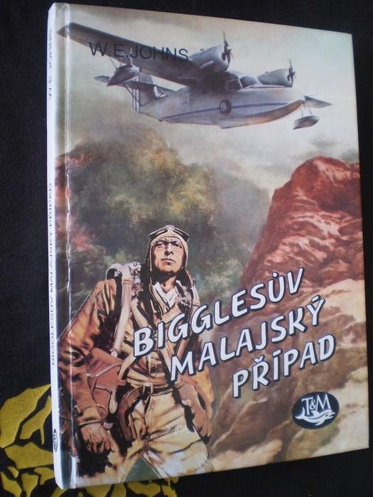 BIGGLESŮV MALAJSKÝ PŘÍPAD - William Earl Johns