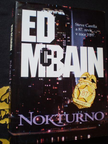 Ed McBain - NOKTURNO