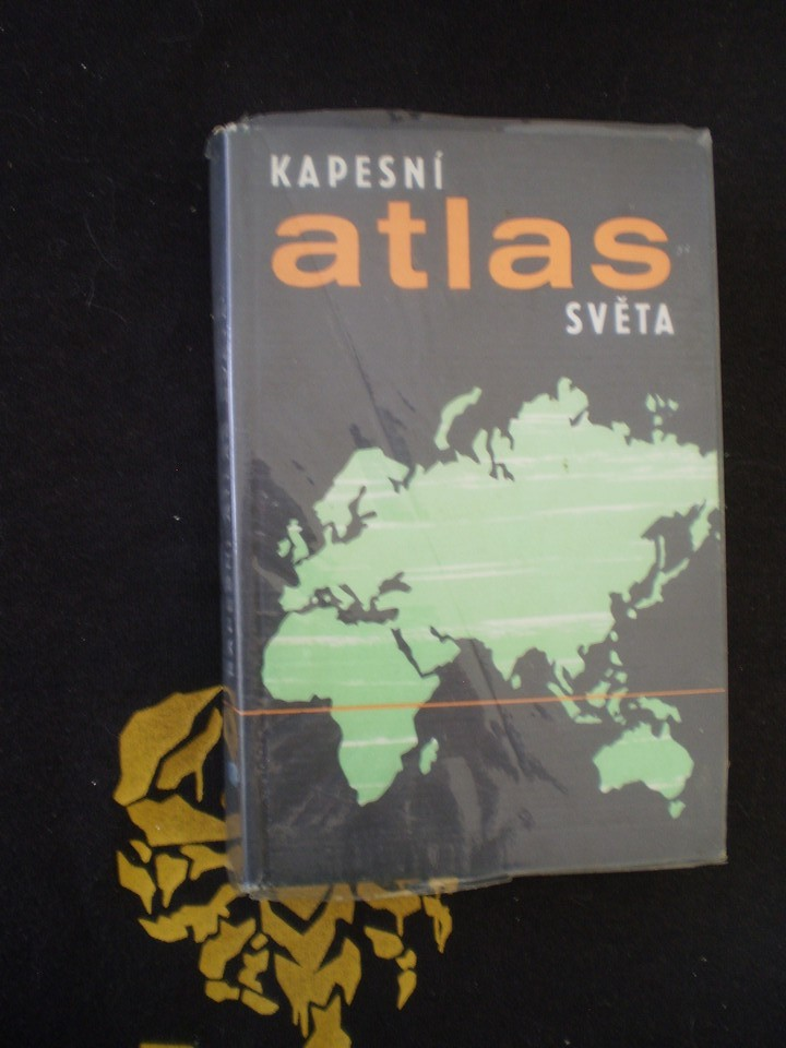 kolektiv autorů - KAPESNÍ ATLAS SVĚTA